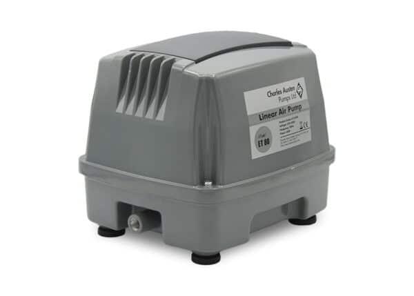 ilmastuskompressori charles austen et80